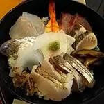 93020532 - 海鮮丼