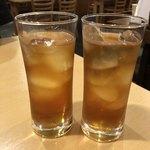 なご壱 - ドリンク写真:烏龍茶×2