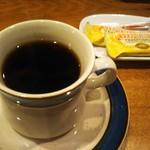 キッチン・ゴン - 食後のマイウ珈琲は200