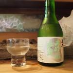 彦六鮓 - 冷酒