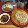 丹波屋 - 料理写真:ミニカレーセット(もりそば)
