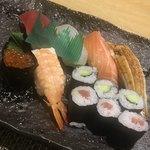 梅若寿し - 中寿司
