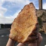 石窯パン工房ミッシェル - 料理写真:森の切り株