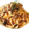 クラテリーノ - 料理写真:《タリアテッレ》牛肉のラグー