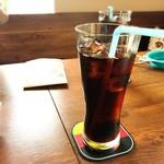 HARE - アイスコーヒー(ランチセット)