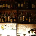 bar cacoi - 店内