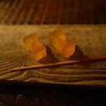 bar cacoi - 冬瓜の砂糖漬け