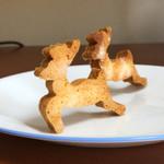 鹿野 - ろくやクッキー