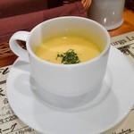 93034117 - 玉蜀黍の冷製スープ