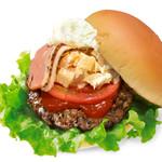 the 3rd Burger - 【期間限定】鴨&アップルクリームチーズバーガー