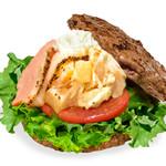 the 3rd Burger - 【期間限定】鴨&アップルクリームチーズローカーボバーガー