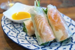 タイ料理 カフェランブータン