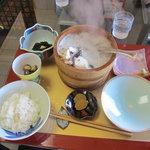 美野幸 - 石焼き定食2100円