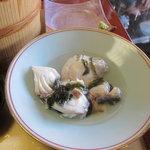 美野幸 - 鯛の身は出汁が出てパサパサ