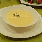 9304685 - とうもろこしの冷製スープ