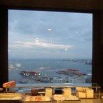 ザ・スカイブッフェ - 24階からの眺め