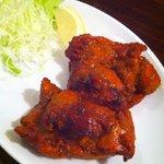 9304993 - 鶏肉スパイス焼(レディスセット)