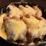 鉄なべ - とろ〜りチーズ餃子