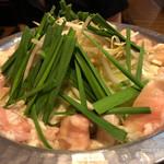 鉄なべ - もつ鍋