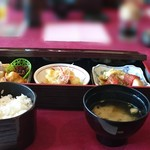 札幌ベイ ゴルフ倶楽部 - コンペのお弁当