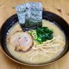 佐世保小淀 - 料理写真:こってり豚骨醤油ラーメン