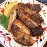 93044122 - 鴨ロース肉の炙り焼き