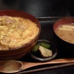 93044532 - 比内地鶏親子丼 1000円(税込)