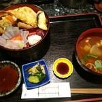 旬の味 ふる里 - ふるさと弁当900円