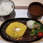 029吉祥寺食堂 - チーズハンバーグ定食