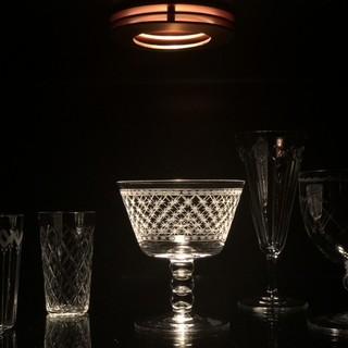美しいグラスで素敵な時間を。