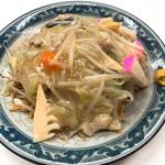 貴福 - かた焼きそば(750)