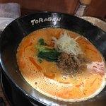 山之手 虎玄 - 坦々麺(1辛)