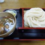 和照茶屋 - 料理写真:肉汁うどん(700円)_2018-09-07