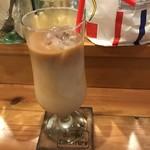 SEA GREEN CAFE - アイスカフェラテ