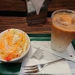 Cafe Wheel Bar - サラダセット