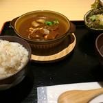 牛タン専門店 濱たん - タンシチュー定食