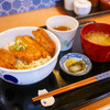 若狭 醤油かつ丼と豚汁 厳選味覚 うまもんや - 料理写真: