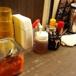 香味徳  - 卓上調味料