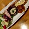 アラビアータ マンマ - 料理写真:ランチのセットのサラダ盛