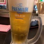 立ち飲みの野田屋 - 薫生ビール