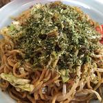 カネチャンラーメン - ソース焼きそば580円