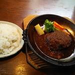 菜もん - 和風ソースのハンバーグ