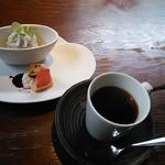 菜もん - デザートとコーヒー