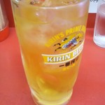 菊屋 - 緑茶ハイ