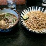 青森煮干し中華そば JIN - つけ麺