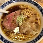 大衆酒場 ビートル - ワンタン麺