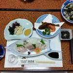 割烹旅館 筑前屋 - 料理写真: