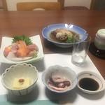 浜村温泉 魚と屋 - 料理写真: