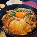 たけ屋 - ・玉子丼 430円