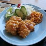 レストラン美浜 - はも南蛮